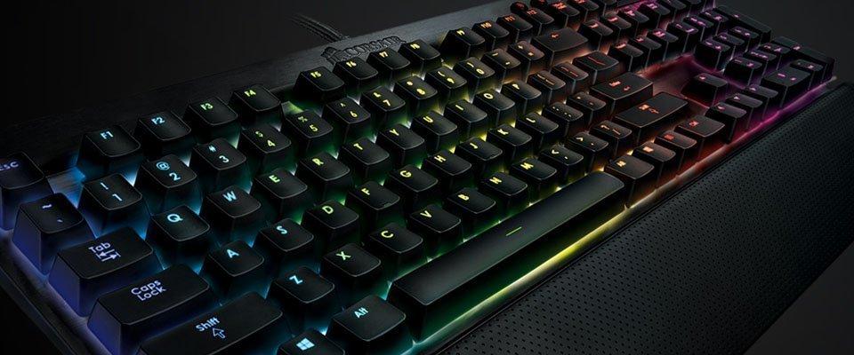 Backlit UK layout mechanical keyboard 2019 Year End Sale