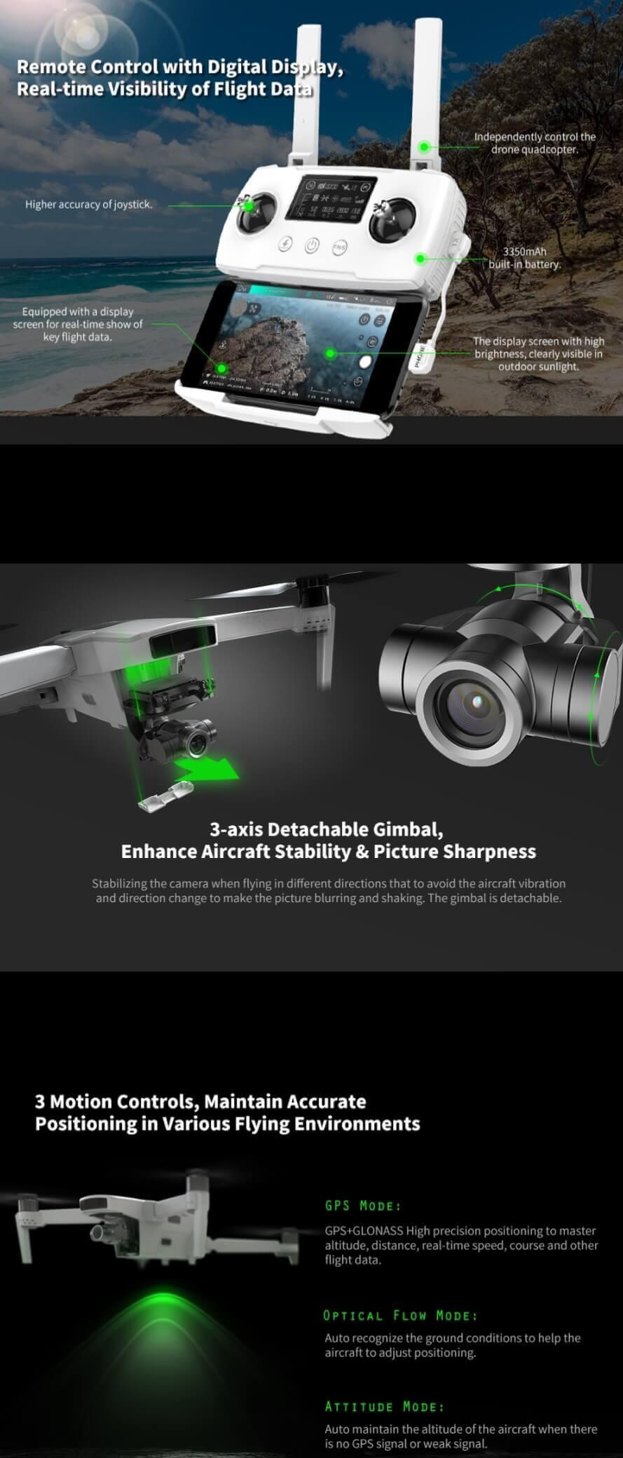 Black Friday Drone sale 2020 : Hubsan Zino 2 Drone Sale
