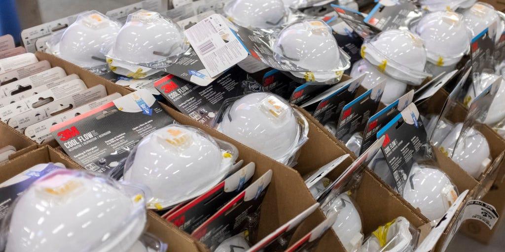 Corona virus Face Mask Sale Places 2020