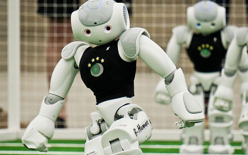 France wins the 2019 soccer robots World Cup