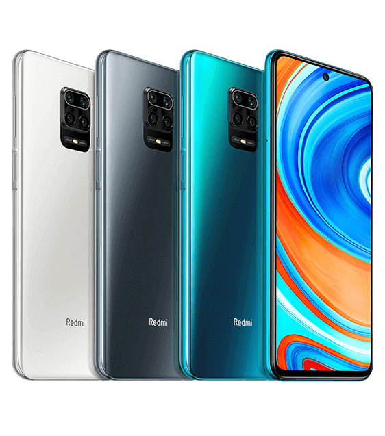 From Redmi Note 8 Pro to Note 9 Pro, what are the Different