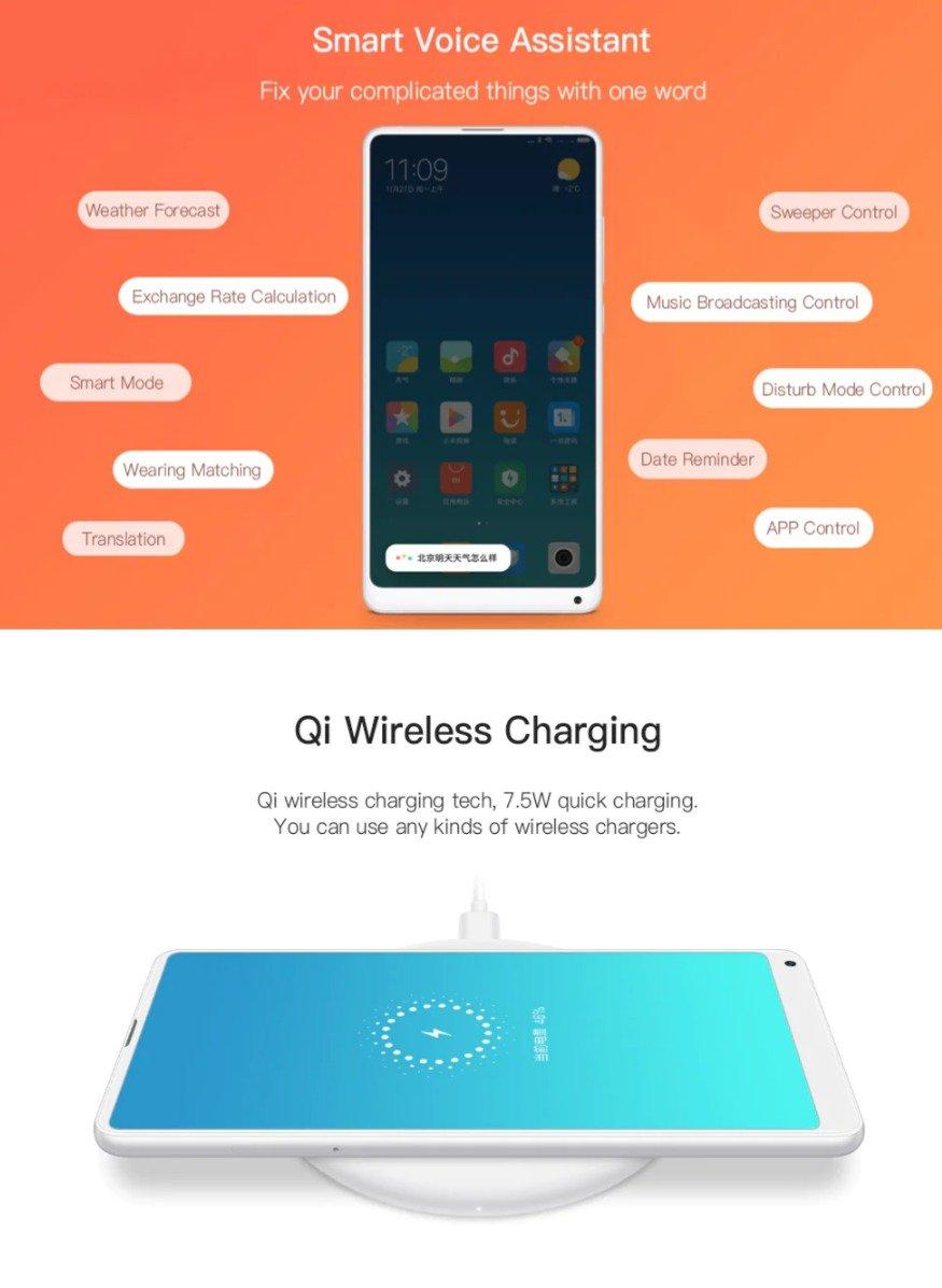 Christmas Sale Xiaomi Mi Mix 2S 4G Phable