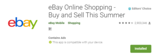 (Shopping guide)World Best Online Shopping Apps 2019 eBay