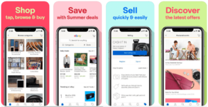(Shopping guide)World Best Online Shopping Apps 2019 : eBay App Review