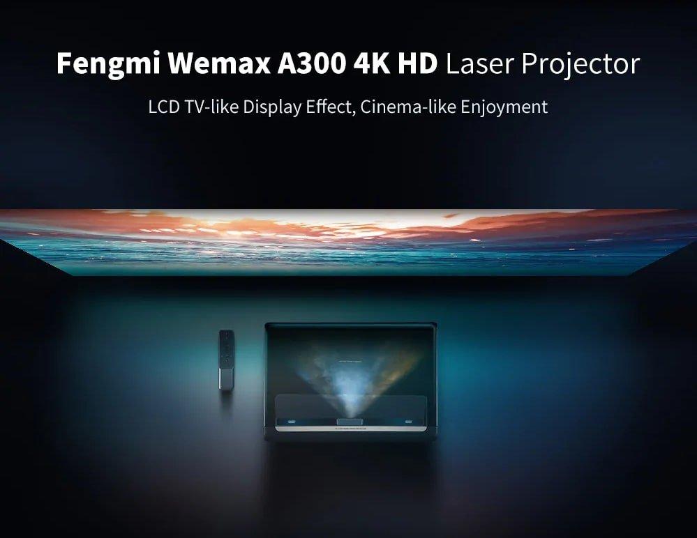 Xiaomi Christmas sale 2019 4K Projector